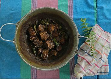One-pot curry de poisson