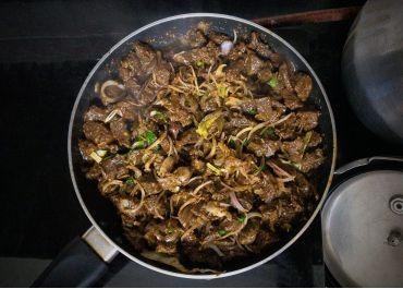 Boeuf masala à la kéralaise