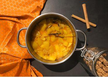 Curry de mangue